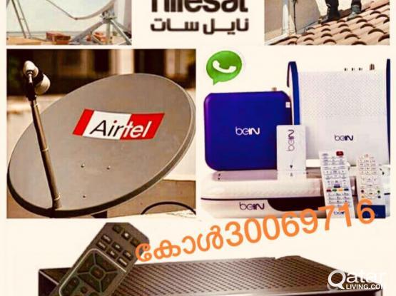 Airtel Dish Tv Internet Wifi InstallationSetups