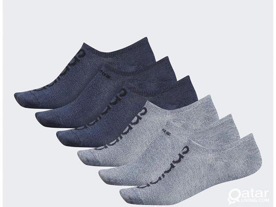 Adidas 6 Socks Colored