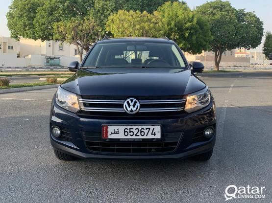 Volkswagen Tiguan 2.0 TSI 2014
