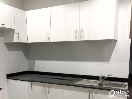 Unfurnished, 2-BHK Apartment in Muntazah