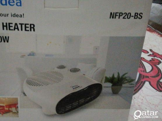 Reduced prices Fan heater and more