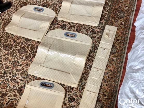 Set of 6 Handbag Organizer