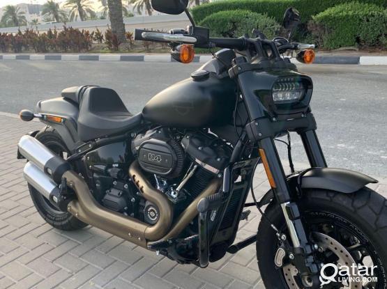 Harley Davidson Fat Boy 2019