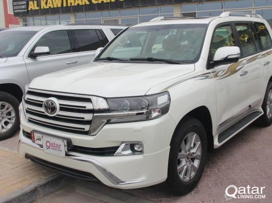 Toyota Land Cruiser GXR 2017