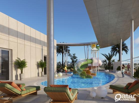 Le Mirage City Walk 1 Bedroom Apartment+1Month Free