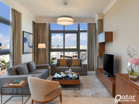 Outstanding 2 Bedrooms Apartment