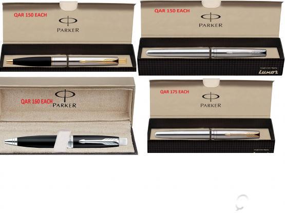 Parker Branded New Pens and Gift Sets - Parker, Cross, Cross Franklin