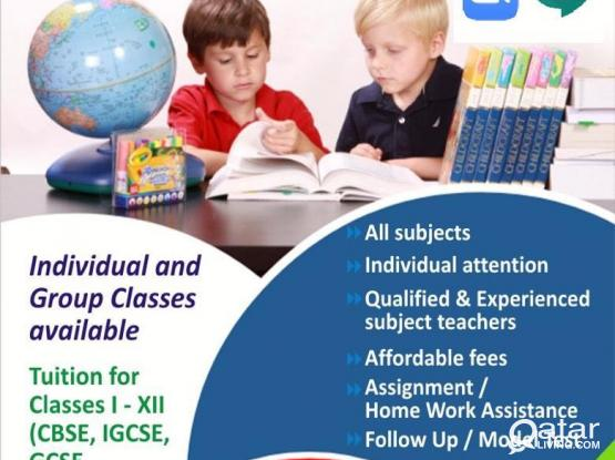 HOME TUITION IN AL KHOR