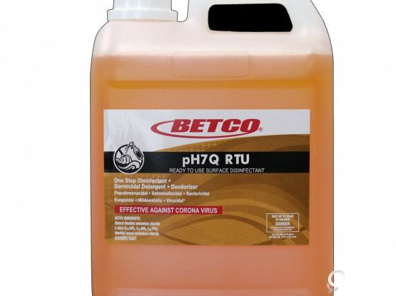 CORONA DISINFECTANT CHEMICAL pH7Q BETCO
