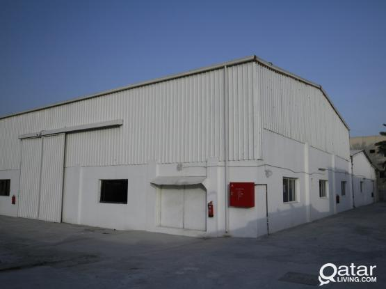 For Rent In industrial area