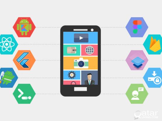 Web Designing and development, App designing and development