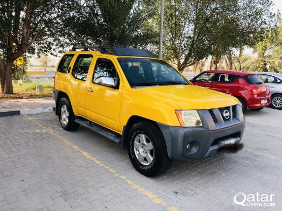 Nissan Xterra S 2008