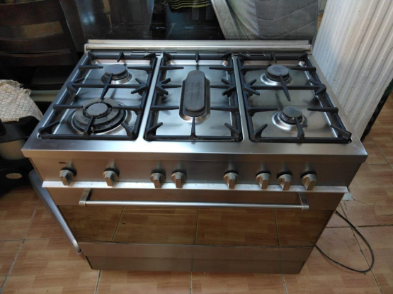 For sale used cooker range