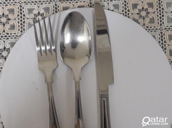 Cutlery/ silver ware from Zara
