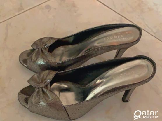 Sliver shoes from vincci