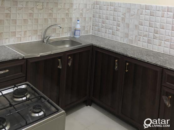 One bhk fully furnisher behaind commercial bank in alkhor
