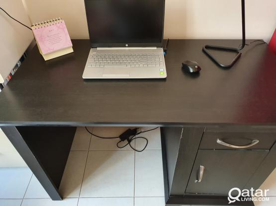 Furniture-Study desk & Office Chair- Home Centre