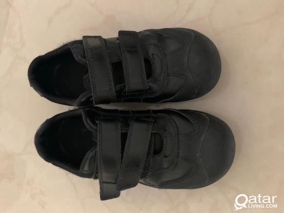 M&S Boys School Shoes.Size 13.5