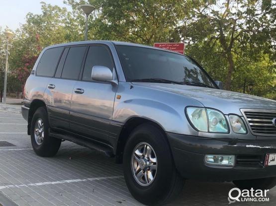 Lexus LX 2002