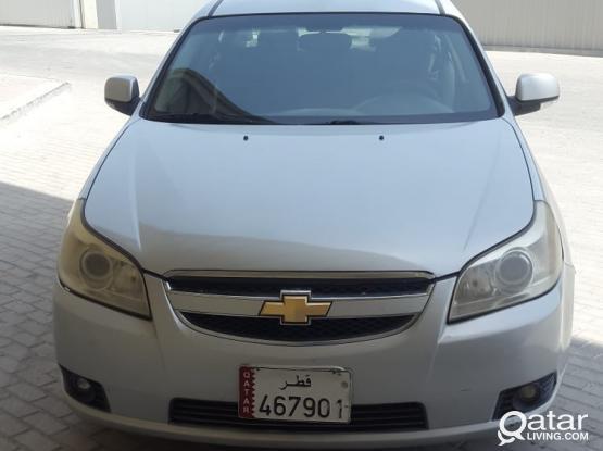 Chevrolet Epica 2011