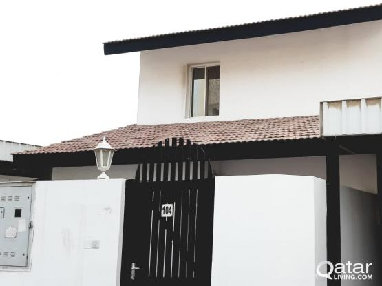 Spacious 3 BHK Compound Villa with Maid Room in Muntazah