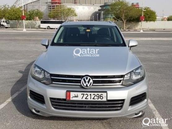Volkswagen Touareg Sport 2011