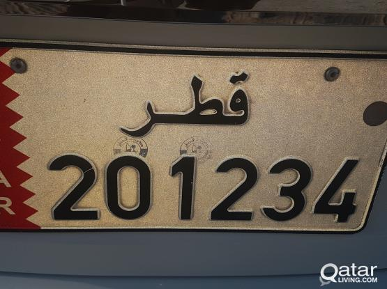 Fancy Number for Sale