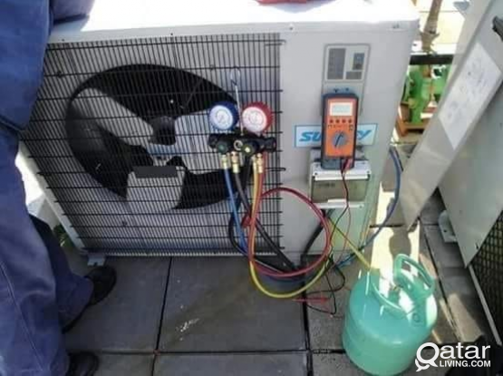 Ac service  AC Repair AC Gas Filling AC fixing and