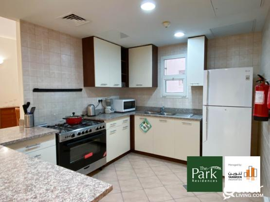 2 Bedroom Semi-furnished Apartment With Utilities - Barwa City