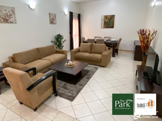 Semi-furnished 3 Bedrooms Apartment - Barwa City