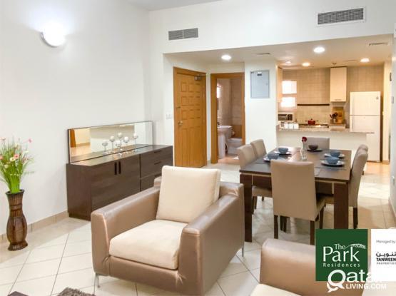 2 Bedroom Apartment - Utilities included  - Barwa City