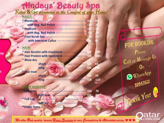 Beauty Home Services - NAIL SALON & SPA