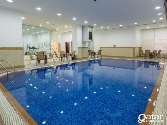 3Bd-Pool, Gym-No commission