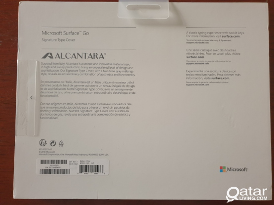 Microsoft Surface original brand new keyboard.