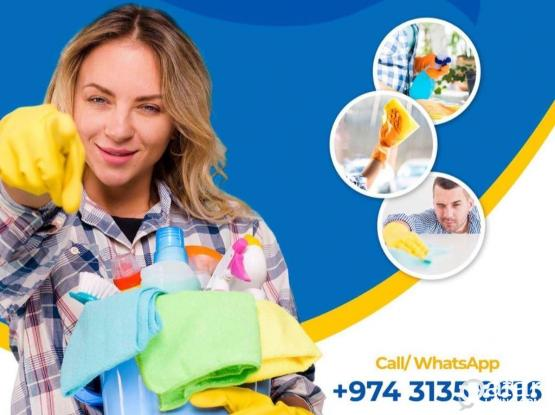 Cleaning Services In Doha