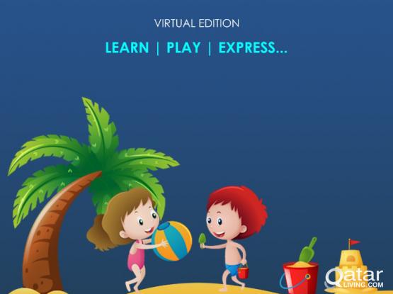 online summer camp on zoom (August 2020)