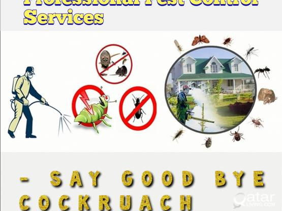 PEST CONTROL, CLEANING & HOSPITALITY SOLUTIONS - 50002477
