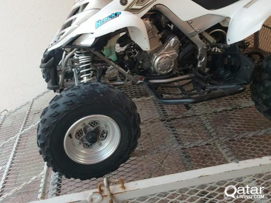 Yamaha Rapator 700R 2012