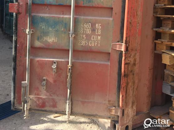 Used containers office contanirs also for sale good condition 20 feet &40 feet 50133511