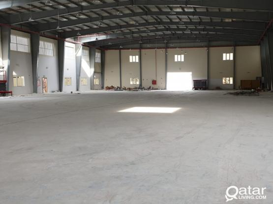 2500 SQM2 Warehouse + 24 Rooms + 3 Kitchens + 150 SQM2 Showroom