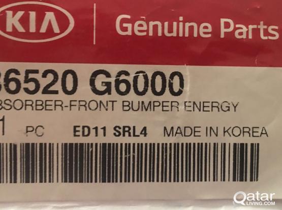 Absorber Front Bumper Energy 2018-20 Model