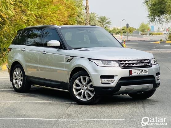 Land Rover Range Rover Sport HSE 2017