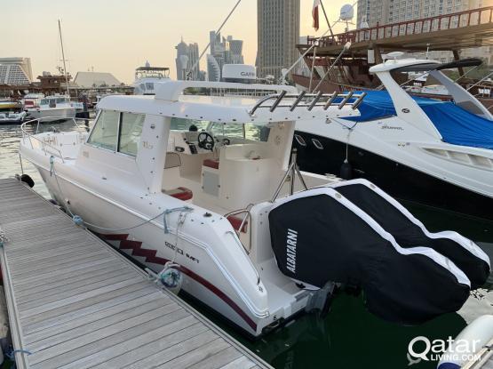 Silver craft 33
