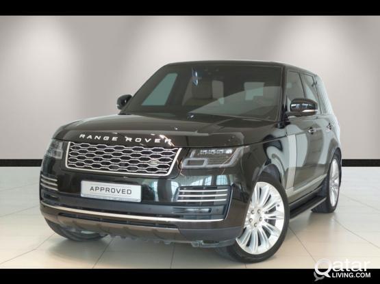 Land Rover Range Rover Vogue Autobiography 2019