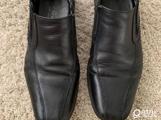Marks And Spencer Boys School Shoes Size 1