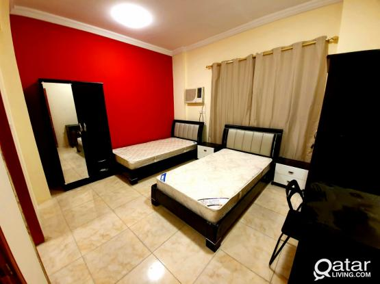 1 month Free - Fully Furnished Private Rooms at Najma