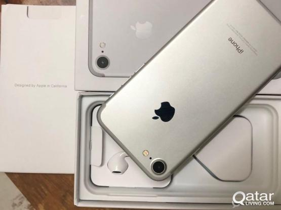 iPhone 7 256gb New Condition