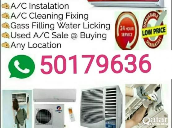 All kind of AC/fridge/Washing machine servicing. Buying and selling also 50179636