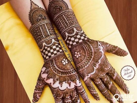 Mehandi/Bridal Henna