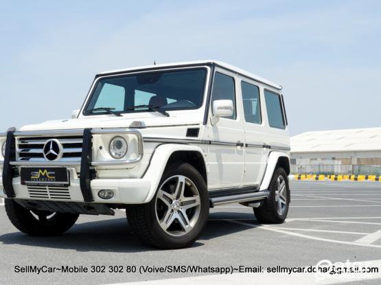 Mercedes G 55 2011